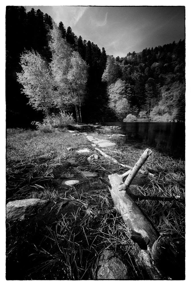 photo noir et blanc prise avec un samyang 14 mm, auteur inconnu pour l'instant