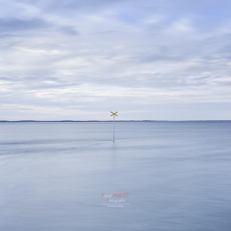 balise arcachon | ponton